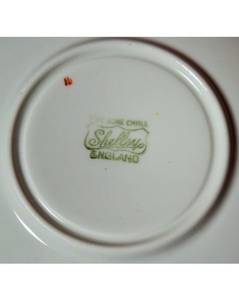 (OUT OF STOCK) SHELLEY TEA ROSE VINTAGE TEA SET